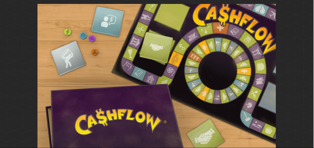 cashflow financial education