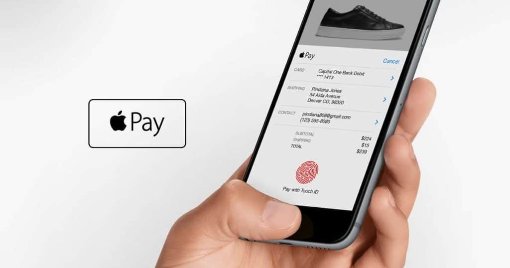apple pay mobile payment