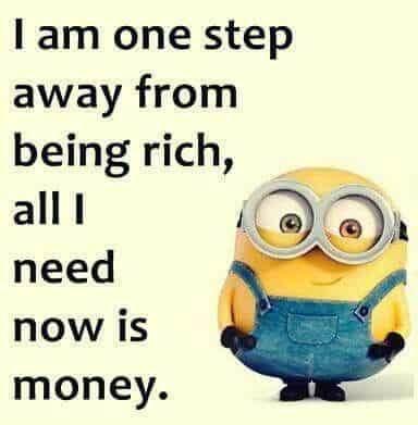 minion science of getting rich