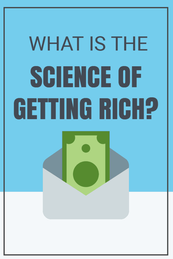pinterest science of getting rich
