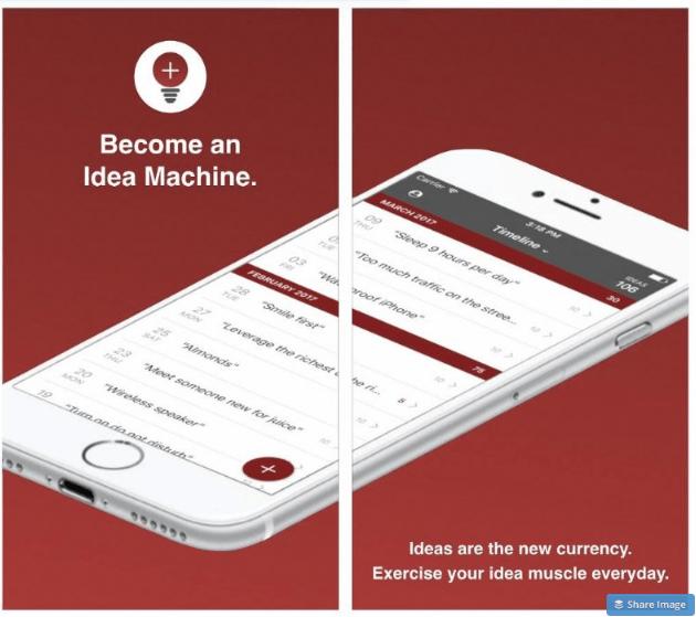 idea machine app