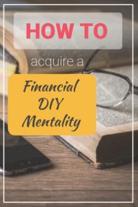 pinterest Financial DIY mentality
