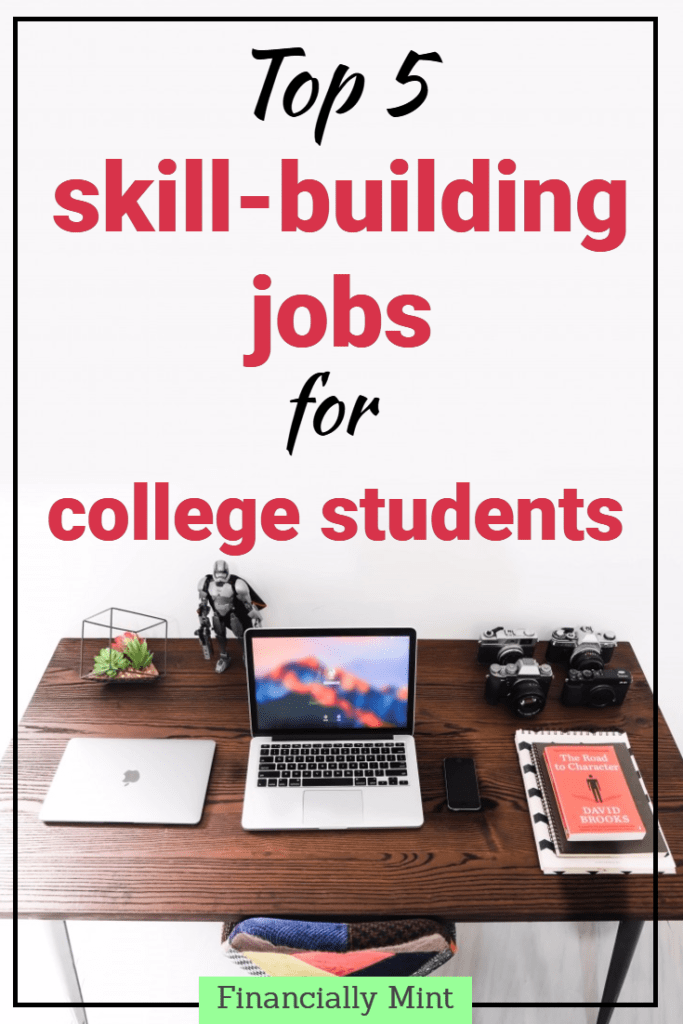 pinterest jobs for college students
