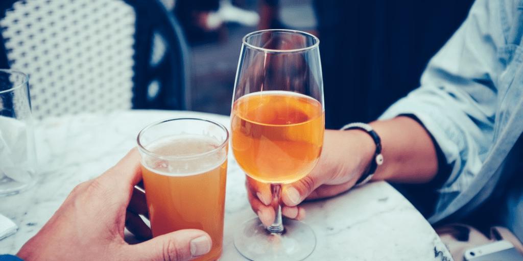 alcohol financial self-discipline