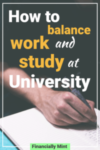 pinterest balance work and study