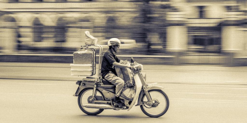 side hustle delivery