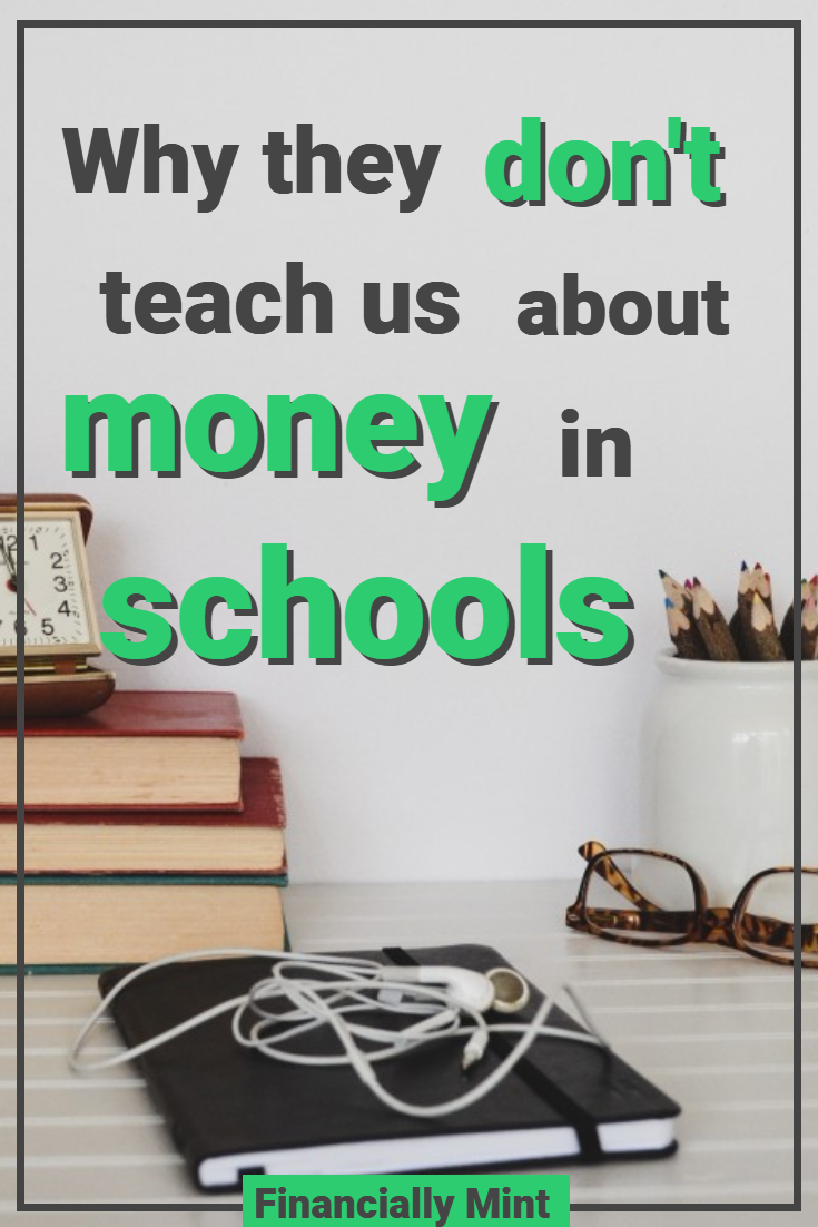 money in schools