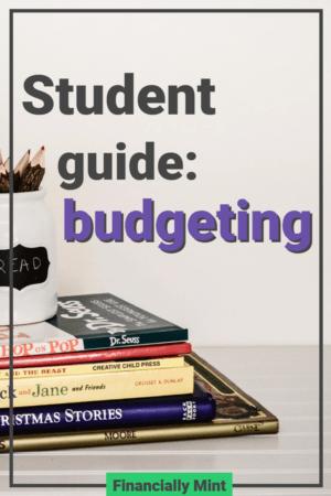pinterest budgeting
