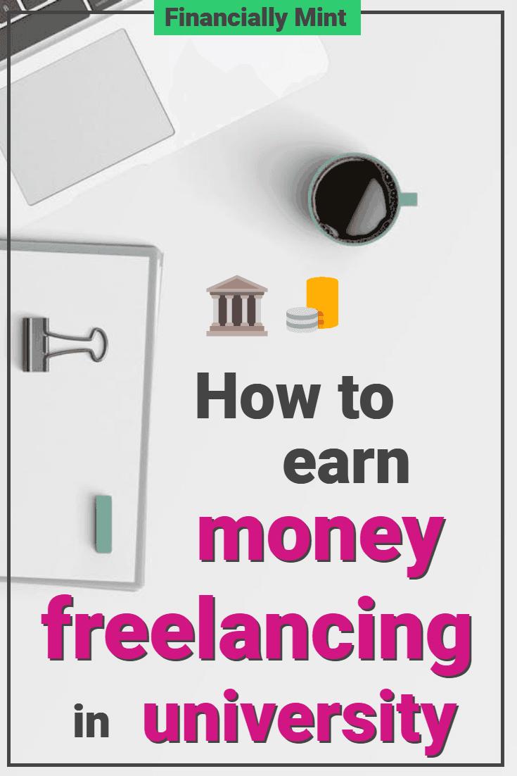 earn money freelancing